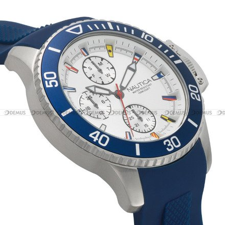 Zegarek Męski Nautica Bayside NAPBYS002