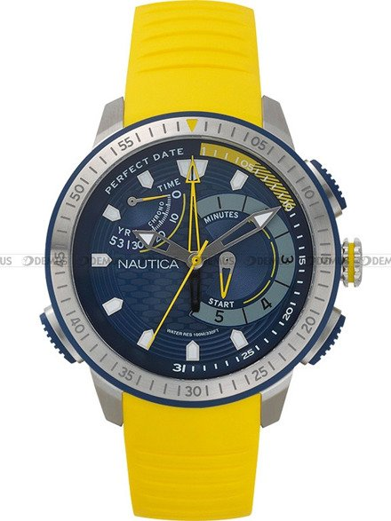 Zegarek Męski Nautica Cape Town NAPCPT001