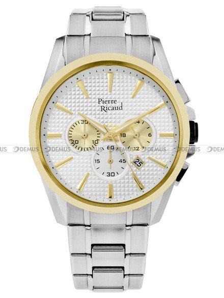 Zegarek Męski Pierre Ricaud P60017.2113CH