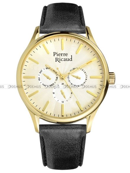 Zegarek Męski Pierre Ricaud P60020.1B11QF