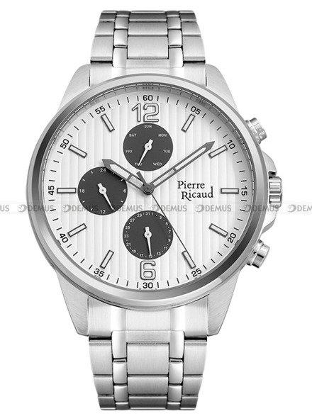 Zegarek Męski Pierre Ricaud P60025.5153QF