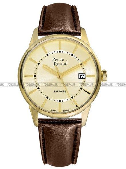 Zegarek Męski Pierre Ricaud P97214.1B11Q