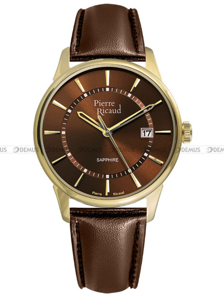 Zegarek Męski Pierre Ricaud P97214.1B1GQ