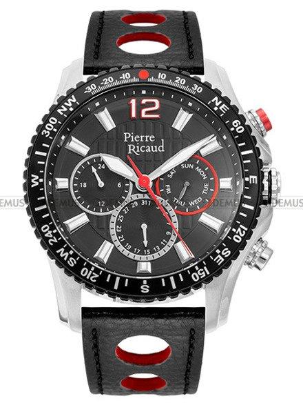 Zegarek Męski Pierre Ricaud P97222.Y254QFR