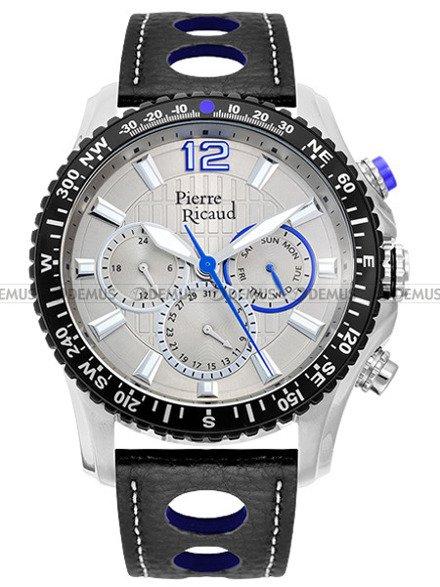 Zegarek Męski Pierre Ricaud P97222.Y257QFR