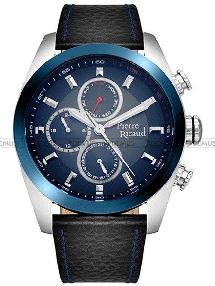 Zegarek Męski Pierre Ricaud P97223.T215QF