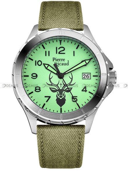 Zegarek Męski Pierre Ricaud P97232.5223QRE