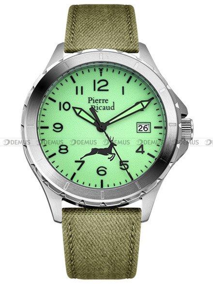 Zegarek Męski Pierre Ricaud P97232.5223QRO