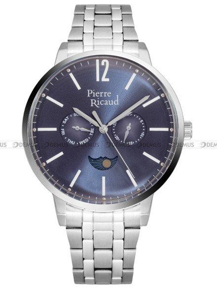 Zegarek Męski Pierre Ricaud P97246.5155QF