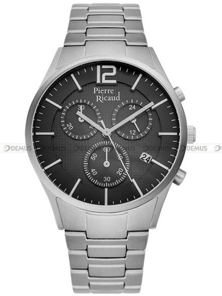 Zegarek Męski Pierre Ricaud P97252.4157QF