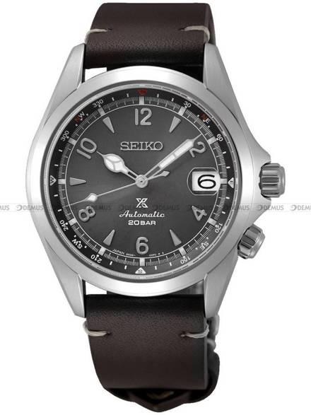 Zegarek Męski Seiko Prospex Automatic Alpinist SPB201J1 - Limitowana edycja
