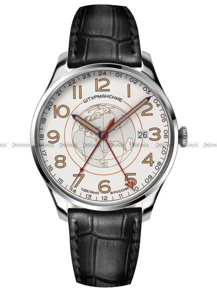 Zegarek Męski Sturmanskie Heritage Sputnik GMT 51524-1071661