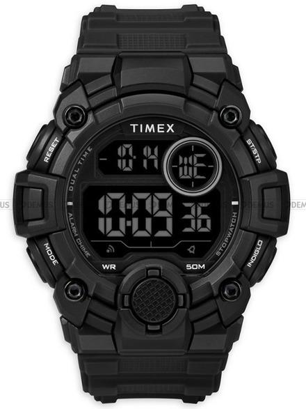 Zegarek Męski Timex A-Game DGTL TW5M27400