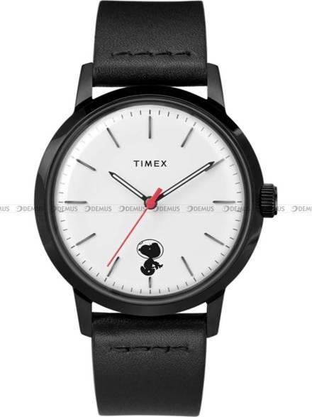 Zegarek Męski Timex Marlin Automatic X Peanuts TW2U12600