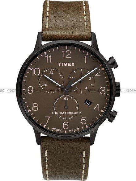 Zegarek Męski Timex Waterbury Chronograph TW2T27900