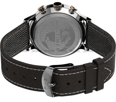 Zegarek Męski Timex Waterbury Chronograph TW2T71500