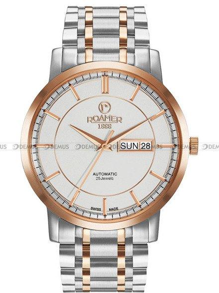 Zegarek Męski automatyczny Roamer R-Matic IV 570637 49 65 50