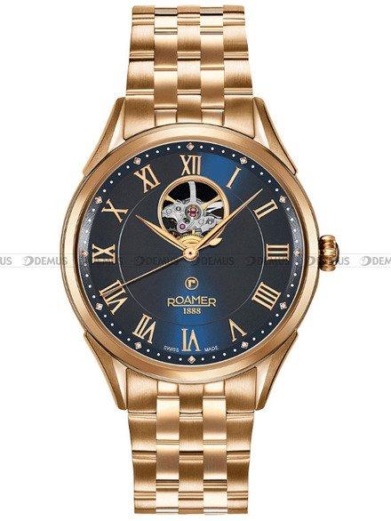 Zegarek Męski automatyczny Roamer Swiss Matic 550661 49 42 50