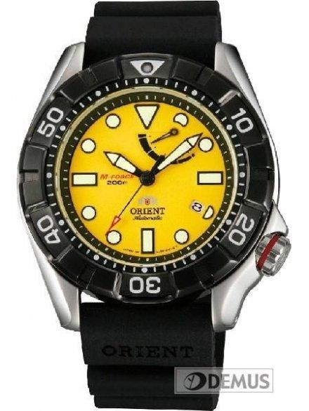 Zegarek Orient M-Force Air Diver SEL03005Y0 EL03005Y