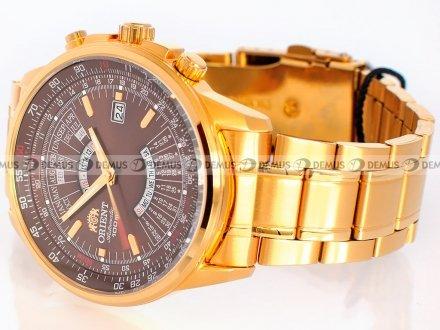 Zegarek Orient Multi-year Calendar FEU07003TX