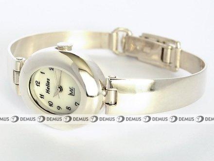 Zegarek Srebrny Helios Prestige HP7