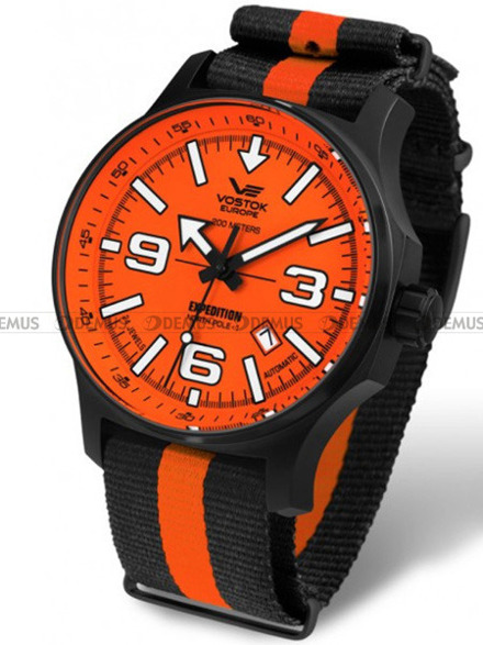 Zegarek Vostok Expedition North Pole-1 NH35A-5954197-NT