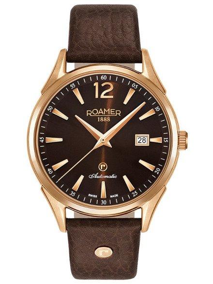 Zegarek automatyczny Roamer Swiss Matic 550660 49 65 05