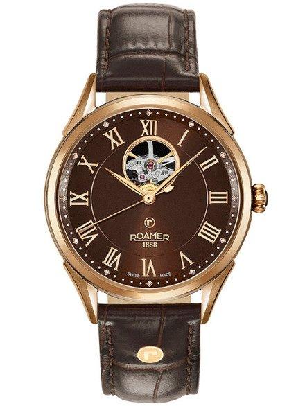 Zegarek automatyczny Roamer Swiss Matic 550661 49 62 05