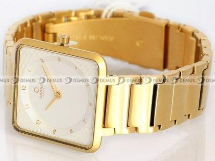 Zegarek damski na bransolecie Obaku V139LGISG