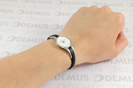 Zegarek damski na pasku Obaku V110LCIRB