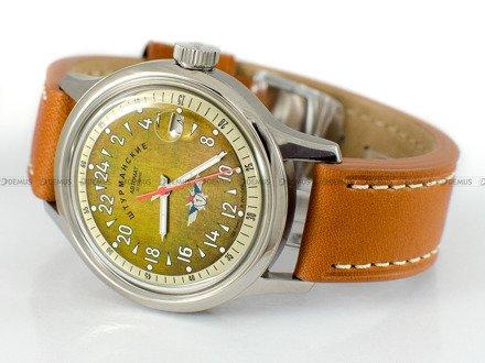 Zegarek męski automatyczny z tarczą 24-godzinną Sturmanskie Open Space 2431-1767933