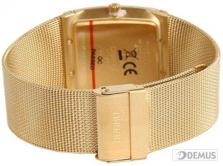 Zegarek męski na bransolecie Obaku V102GGGMG