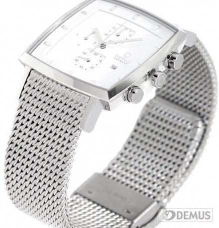 Zegarek męski na bransolecie Obaku V134GCWMC2