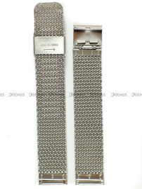 Bransoleta stalowa mesh do zegarka - Bra11 - 18 mm