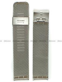 Bransoleta stalowa mesh do zegarka - Bra9 - 22 mm