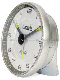 Budzik wskazówkowy Carevis C08-SRWH