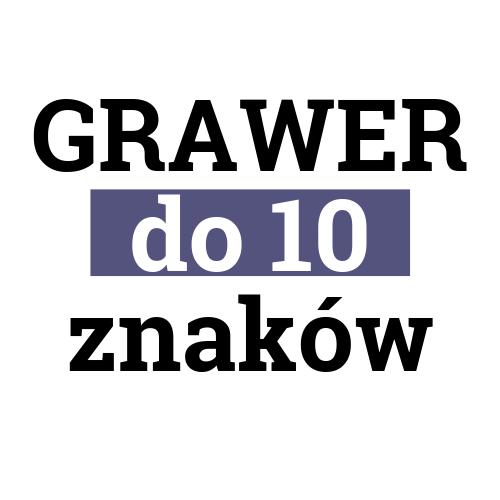 GRAWER do 10 znaków