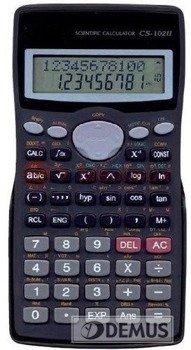 Kalkulator naukowy Vector CS-102II