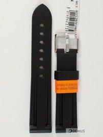 Pasek do zegarka gumowy - Morellato A01U2859198019 20 mm