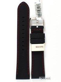 Pasek do zegarka silikonowy - Morellato A01U3844187883 22 mm