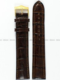 Pasek do zegarka skórzany Atlantic - L397.36.22G-XL - 22 mm