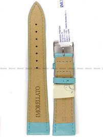 Pasek do zegarka skórzany - Morellato A01X4219A97166 20 mm
