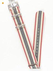 Pasek nylonowy do zegarka - Morellato A01U3972A74826 18 mm