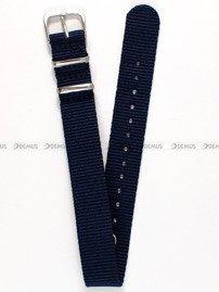 Pasek nylonowy do zegarka - Nato PND1.16.5 - 16 mm