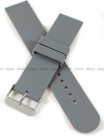 Pasek silikonowy do zegarka - Chermond PG11.22.11.13 - 22 mm