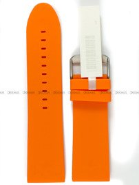Pasek silikonowy do zegarka - Horido 0013.26.26S - 26 mm