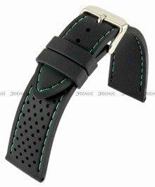 Pasek silikonowy do zegarka - Horido 0015.01G.22S - 22 mm