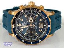Pasek silikonowy do zegarka Vostok Anchar 6S21-510O586 - 24 mm