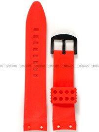 Pasek silikonowy do zegarka Vostok Anchar 6S30-5104244 - 24 mm