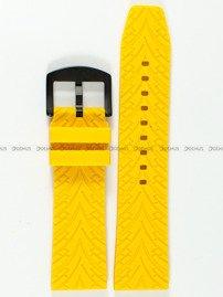 Pasek silikonowy do zegarka Vostok Expedition YM8J-597C548 - 24 mm